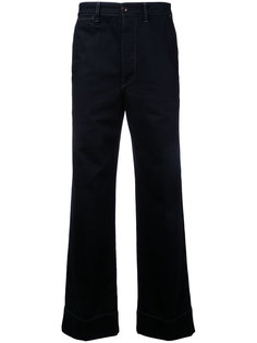 широкие брюки Lemaire