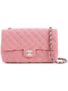 стеганая сумка в клетку Chanel Vintage