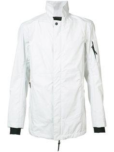 куртка с логотипом на спинке 11 By Boris Bidjan Saberi