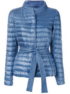 куртка с воротником-стойкой Herno