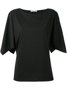 блузка с расклешенными рукавами Stefano Mortari