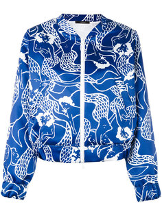 mermaid bomber Odeeh