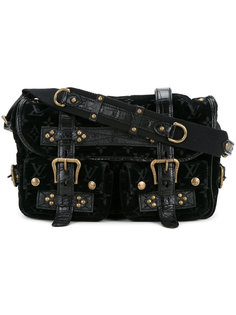сумка на плечо Clyde Monogramvelur Louis Vuitton Vintage