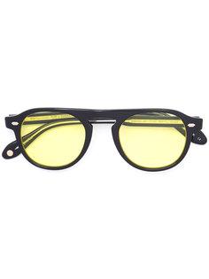 солнцезащитные очки Garrett Leight x Nick Wooster 2006  Garrett Leight