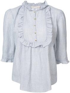 блуза с оборками Vanessa Bruno
