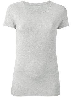 футболка с вырезом-ковш Majestic Filatures