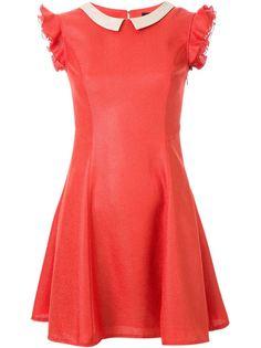 расклешенное платье Loveless