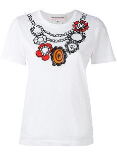 printed T-shirt Comme Des Garçons Girl