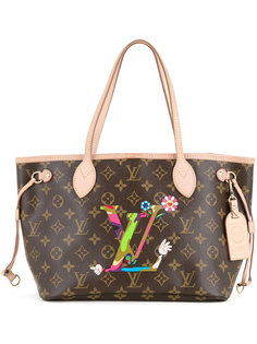 сумка-тоут Moca Limited Neverfull PM Louis Vuitton Vintage