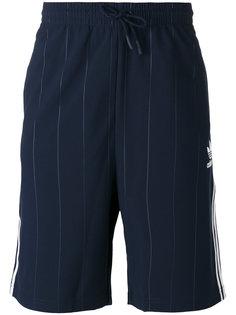шорты-бермуды с полосками Adidas