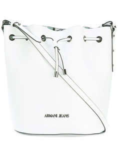 сумка-ведро на завязках Armani Jeans