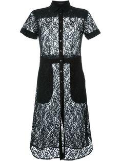 кружевное платье-рубашка Loveless