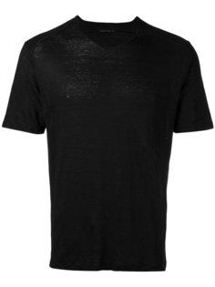 футболка с круглым вырезом под горло Transit