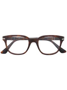 очки с квадратной оправой Persol