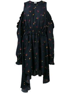 платье с принтом Funchal Magda Butrym