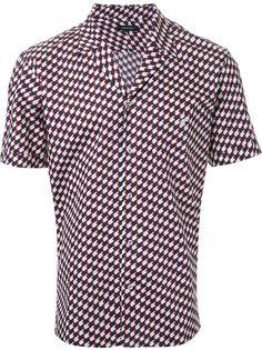 рубашка с заостренными лацканами Loveless