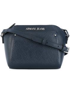 сумка через плечо с молнией сверху Armani Jeans