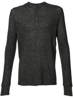 Henley jumper  Ovadia & Sons