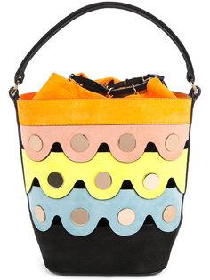 сумка Penny Lace Bucket Pierre Hardy