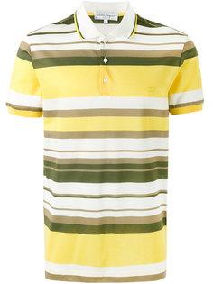 полосатая рубашка-поло Salvatore Ferragamo