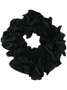 шарф с оборками Y / Project