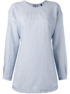 рубашка с застежкой на пуговицы на спине Sara Lanzi