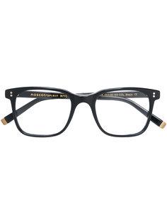 Travis glasses Moscot