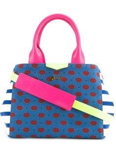 сумка-тоут с принтом Muveil