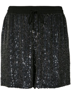 sequin shorts Ashish
