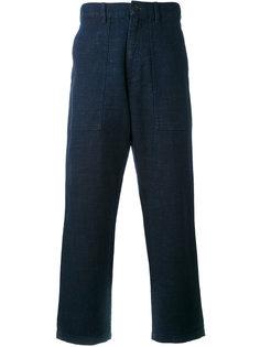 костюмные брюки Edwin