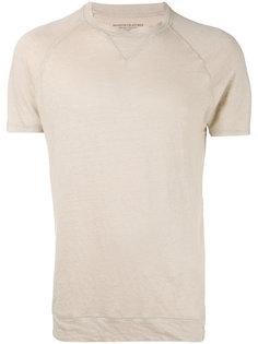 футболка с круглым вырезом под горло Majestic Filatures