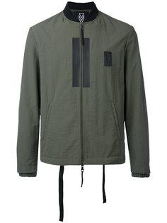 легкая куртка с логотипом Var/City