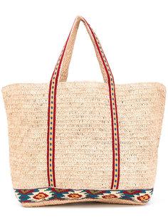 сумка-тоут с вязаной отделкой Vanessa Bruno