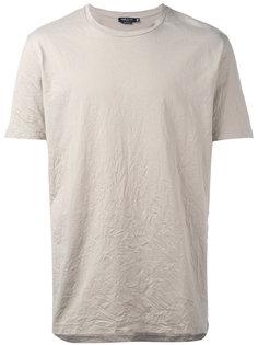 футболка с принтом на спине Var/City