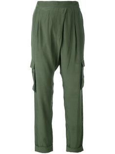 укороченные брюки Sibel P.A.R.O.S.H.