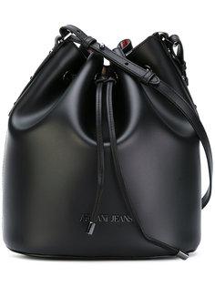 сумка через плечо на завязках Armani Jeans
