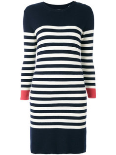 knitted breton striped dress Chinti And Parker
