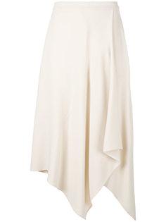 драпированная асимметричная юбка Stella McCartney