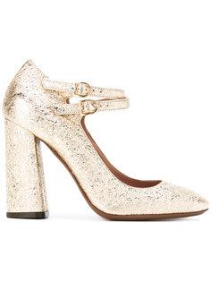 металлизированные туфли LAutre Chose