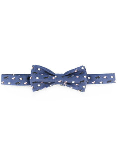 printed bow tie  Fefè