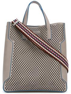 сумка-тоут с перфорацией  Furla
