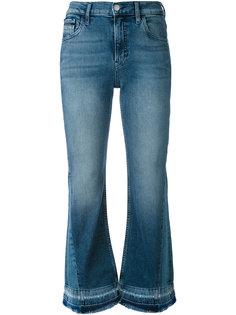 джинсы с бахромой по низу Calvin Klein Jeans