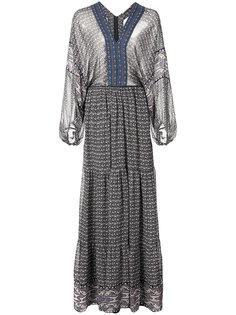 tassel detail maxi dress Ulla Johnson