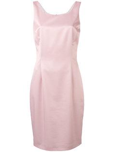 платье без рукавов со складками D.Exterior