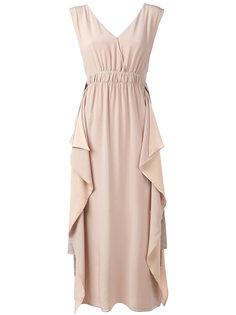 платье шифт миди Fendi