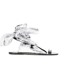 сандалии на плоской подошве Isabel Marant