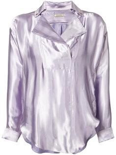 блузка с воротником Nina Ricci