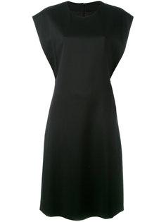 приталенное платье Jil Sander