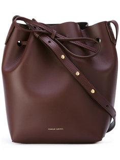 сумка-мешок с заклепками на лямке Mansur Gavriel