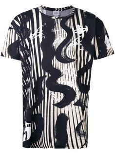 футболка с абстрактным рисунком Vivienne Westwood